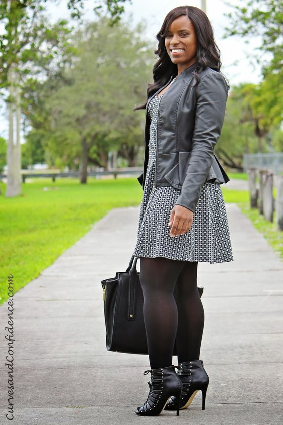 Curves and Confidence | Inspiring Curvy Women One Outfit At A Time: December 2013