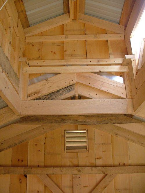 Cupola Framing | Sugarshack | Pinterest | Sugaring, Barn and House