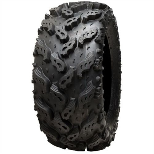 New Sedona 25x8-12 25-8-12 Rip Saw Front 6-Ply Radial ATV 2 UTV Tires