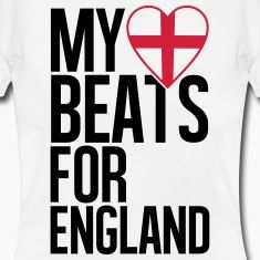 my heart is in England