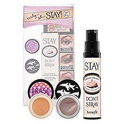 Benefit Cosmetics Ready...Set...STAY! Eye Trio