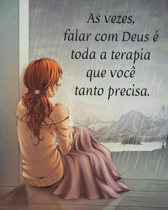 Fale com Deus e ele escuta