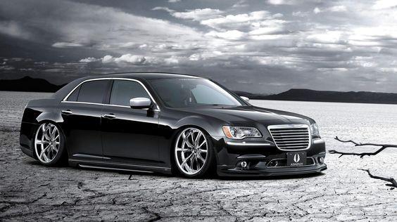 300C Rolls-Royce Body Kit | ... обвес LB-Customs для Chrysler 300C (2011