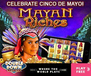 Cinco de Mayo/Mayan Riches: MAR-1722, All languages