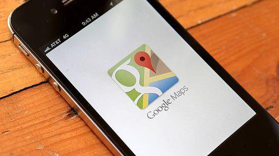 Google mostra no Maps por onde você andou...