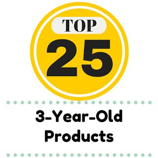 A list of our favorite items and products for your little pre-schooler.  These were my favorite of Age 3 for my daughter.