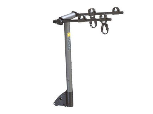 Saris T Rax Basic 4 Bike Hitch Mount Rack 1 25 Inch Recevier For