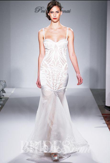 Trumpet Wedding Dresses Kleinfeld : Trumpet sweetheart wedding dress sexy tale bridal
