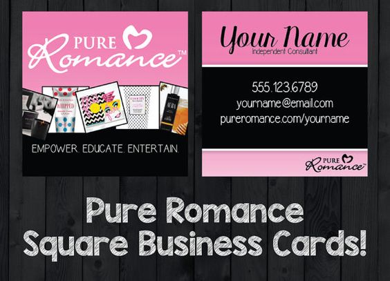 zomysans rosario zomysans on pinterest - Pure Romance Business Cards