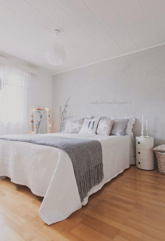 Antes y despu s como cambiar la imagen de un dormitorio - Como renovar un dormitorio por poco dinero ...