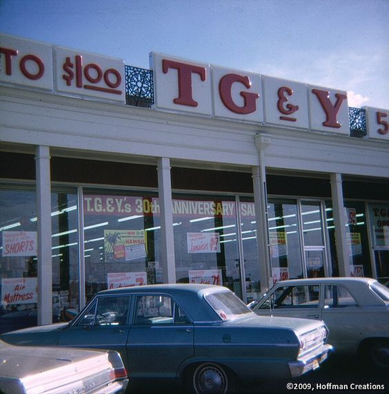 Oh my....i remember going to TG and after we'd go to spurgeons...thats when the plaza was worth going to