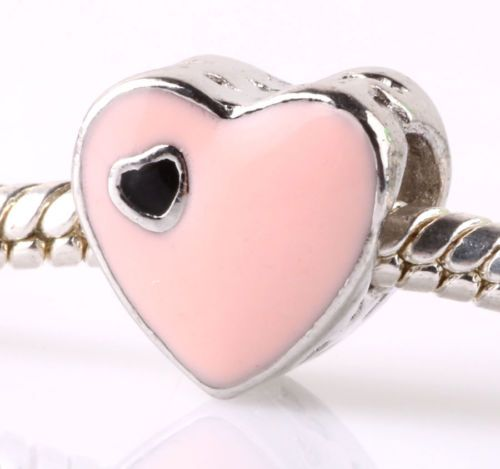 925 Silver 2pcs Charms Bead Heart Shaped Fit Brand European Bracel ZZ210 https://t.co/8y2V5ol2Sl https://t.co/4kCy5utDCL