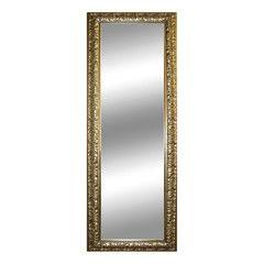 Specchiera Barocco oro 60 x 80 cm