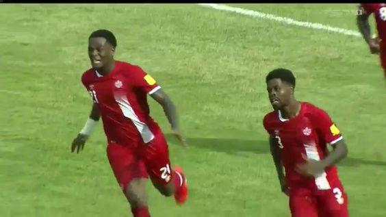 Honduras vs Canada Highlights  http://goo.gl/MpzwyW