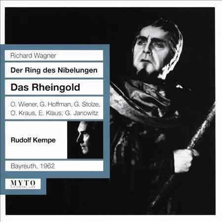 Otto Wiener - Wagner: Das Rheingold