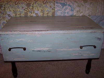 Re-Purposed Orphaned Drawers - C.R.A.F.T.