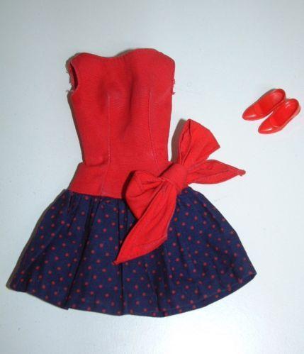 "Vintage MINT Barbie ""Best Bow"" Variation sold on ebay for $140.50. WOW!"