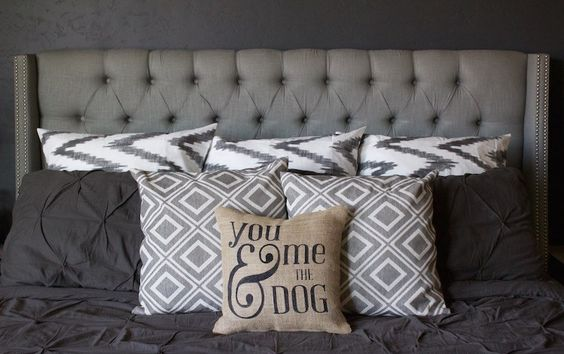 ***GOING LIGHTER IN THE MASTER BEDROOM....One Room Challenge: Week 1 – Before Photos, Design & Plans