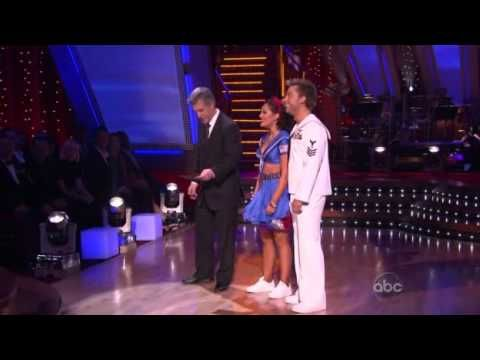 """Lance Bass & Lacey Schwimmer - Jitterbug   Dancing With The Stars 2008 (Season 7)    Song: """"Jim Dandy"""" by Black Oak Arkansas - this video includes package and judging"""