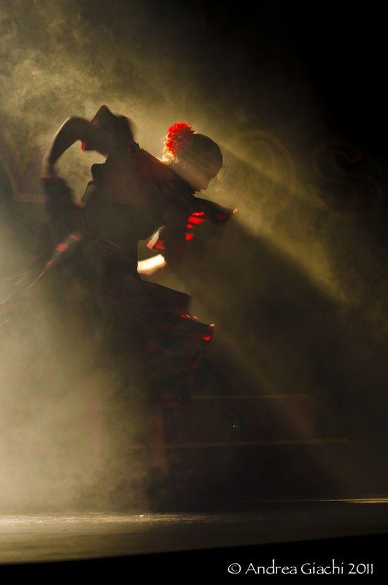 .#flamenco a contraluz                                                       …