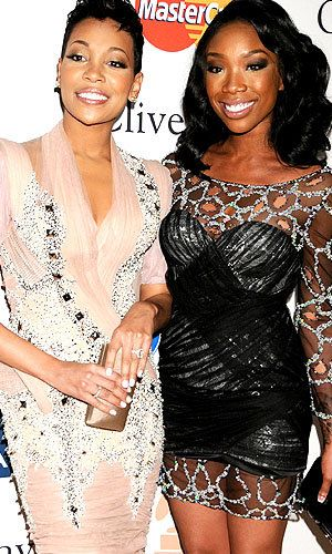 Monica Opens Up About Her New Friendship With Brandy
