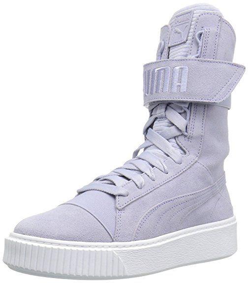 Amazon.com | PUMA Women's Boot Quil Wn Platform | Shoes | Womens ...