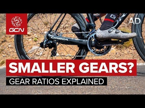 Why Are Road Bike Gears Getting Smaller Sram Red Etap Axs