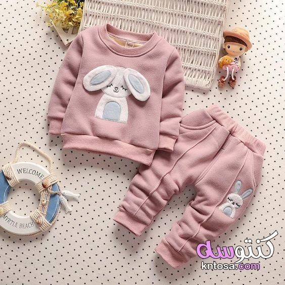 لبس أطفال شتوى موضة 2020 صور ملابس اطفال شتوية 2020 بالصور أجمل ملابس أطفال بنات شتوية Baby Girl Clothes Winter Kids Outfits Baby Outfits Newborn