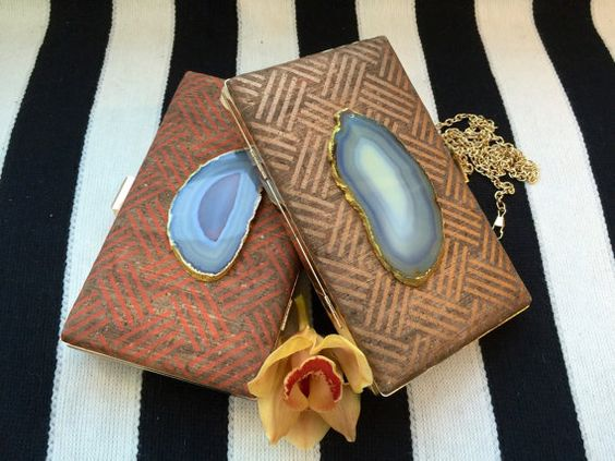 Choice of Unique Clutches covered with by JesseDimondDesign