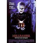 Hellraiser Pinhead Movie Poster