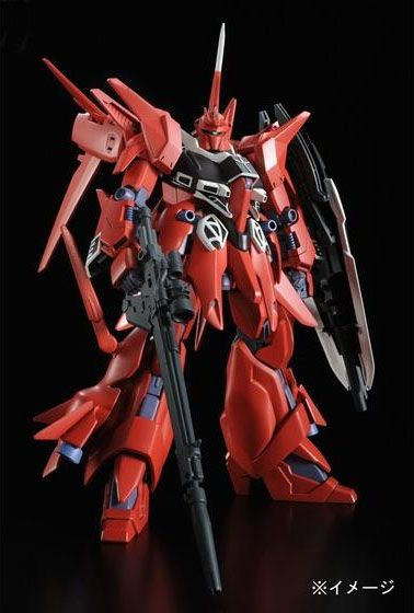 GUNDAM GUY: P-Bandai Online Hobby Shop Exclusive: HGUC 1/144 AMX-107R Rebawoo *** 16% OFF For A Limited Time ***