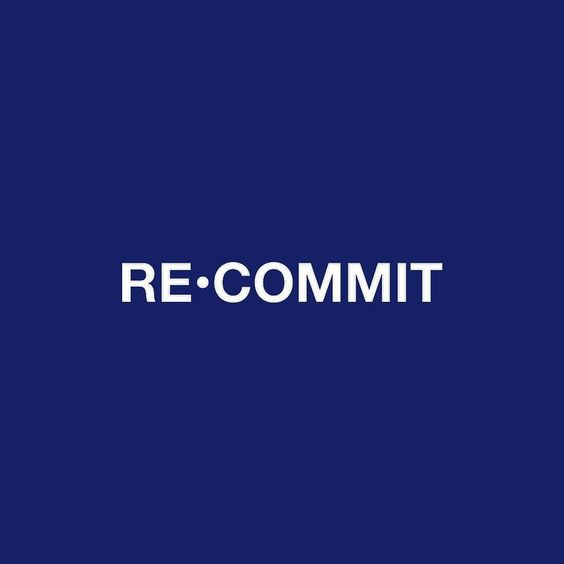 """""""There is a difference between interest and commitment. When you're interested in something you do it only when it's convenient. When you're committed to something you accept no excuses only results.  Ken Blanchard  #recommit #commitment by rvsteiner"""