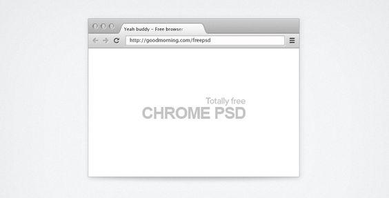 chrome-browser-psd