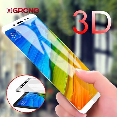 Ebay 3d Full Cover Tempered Glass For Xiaomi Redmi 5 Plus Note 5 5a 4 4x Glass Screen Protector Film For Xiaomi Redmi 5a 4a 4x Case