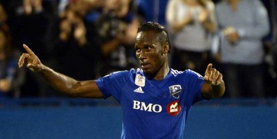 Foot - MLS - Didier Drogba marque encore avec l'Impact de Montréal