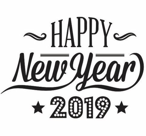 happy new year sayings 2019 for friends family mom dad son daughter wife husband brother sister grandmother gran happy new year 2018 new year clipart pinterest