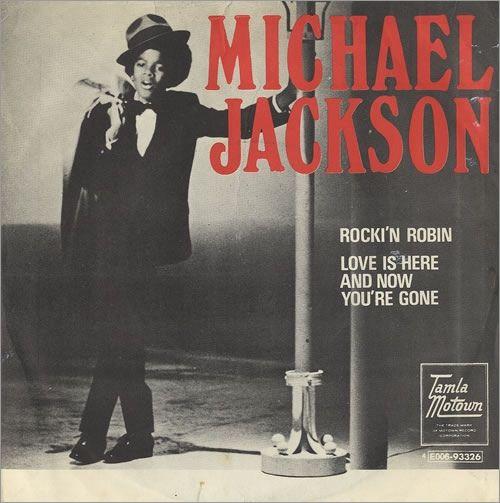 Michael Jackson – Rockin' Robin acapella