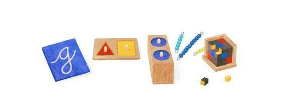31 août 2012 : 142ème anniversaire de Maria Montessori.
