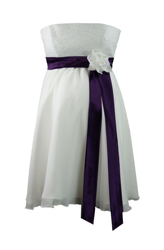 Monis Kleiner Brautladen T1 Umstandstunika Standesamt Hochzeit