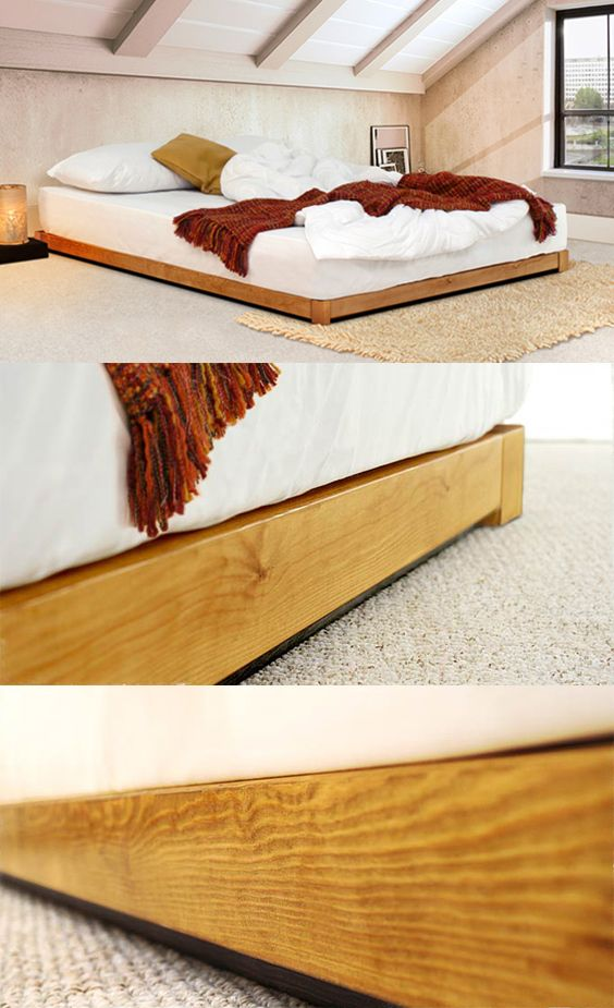 Low loft bed space saver low beds loft and mattress for Low bed frames for lofts