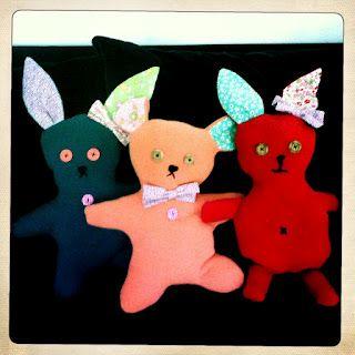 easy cashmere bunnies: Cashmere Bunnies, Easy Cashmere, Softies