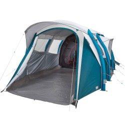 Air Seconds 6 3 Xl Fresh Black Family Camping Tent 6 Man Com Imagens Tenda Barraca Tendas Campismo