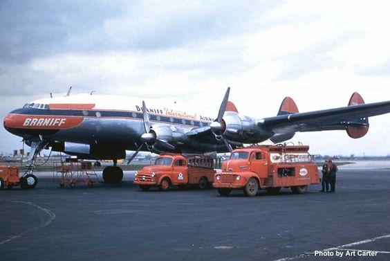 [c/n 2081] [oct46-...] [L049] Lockheed Constellation [N2520B] [Braniff International Airways] [aug55] [nov60]