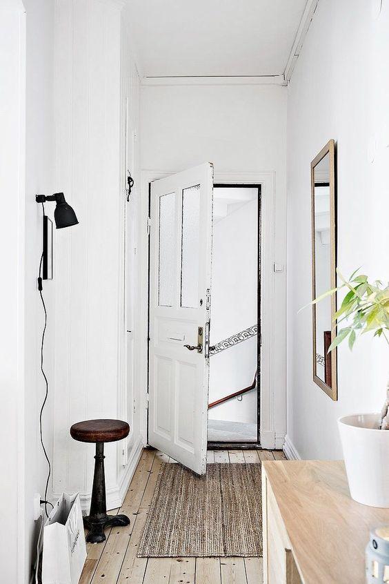Decoración apartamentos pequeños: cocina integrada y detalles en ...
