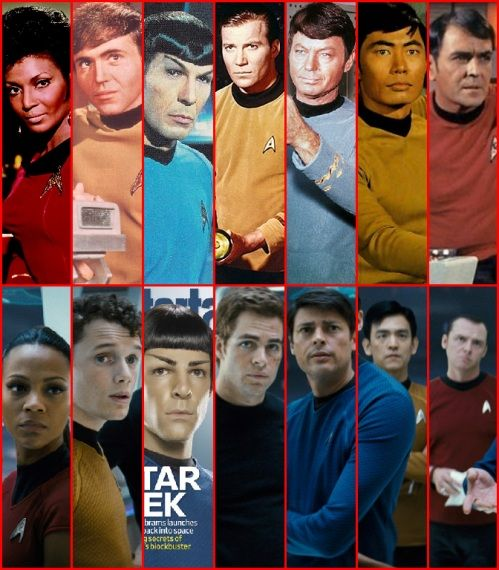 eeee. Im such a geek. Star Trek for the win