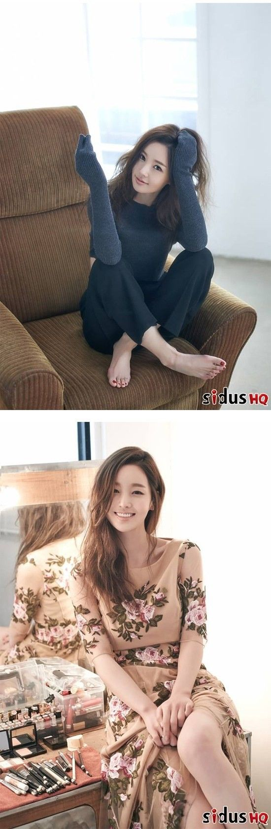 SidusHQ Releases Glamour Shots of Actress Nam Gyu Ri   Koogle TV