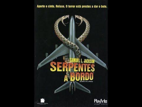 Serpentes A Bordo Dublado Br 2006 Hd Filme De Terror
