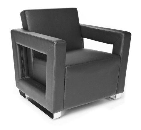 Distinct Series Soft Seating Lounge Chair