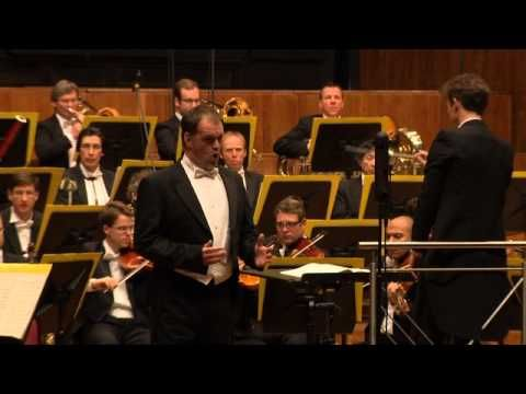 Nürnberger Symphoniker, conducted by Alexander Shelley - Die Frist ist um (Flying Dutchman) - Wilfried Van den Brande.  A live recording of Die Frist ist um (Der Fliegende Holländer) at the Antwerp Queen Elisabeth Hall.