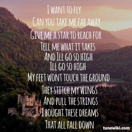 RED ~ Take It All Away ~ Lyrics - YouTube